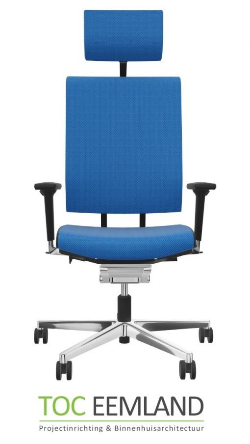 Viasit Scope Bureaustoel Royal Blauw