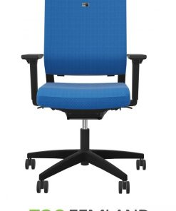 Viasit Impulse bureaustoel royal blauw