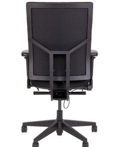 zwarte bureaustoel ergonomische bureaustoel