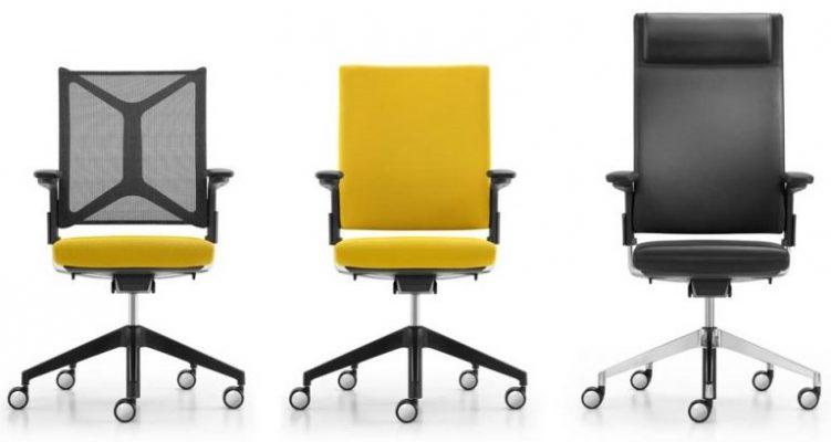 Girsberger Camiro bureaustoelen