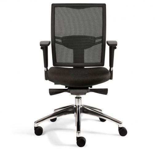 bureaustoel kopen zwart