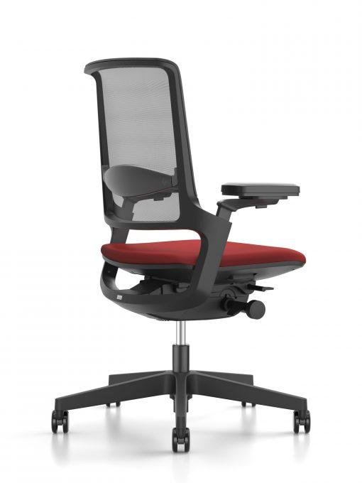 bureaustoel movy 14m8 black