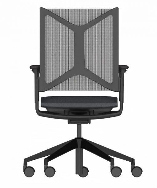 girsberger camiro bureaustoel zwart