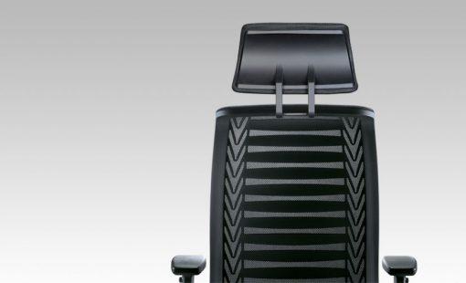 hoofdsteun girsberger reflex bureaustoel