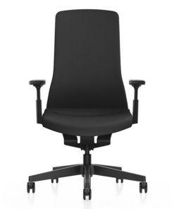 Interstuhl pureis3 bureaustoel zwart
