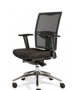 zwarte bureaustoel kopen